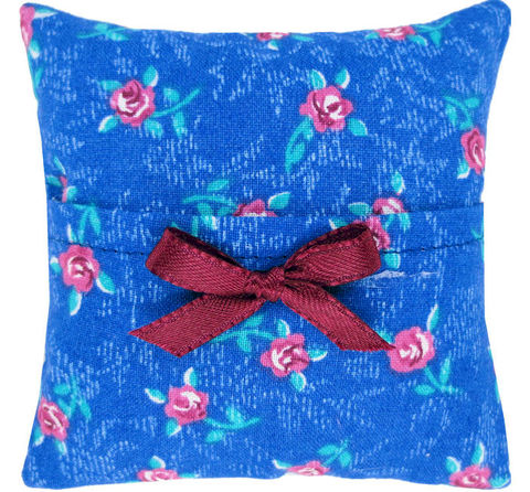 Tooth,Fairy,Pillow,,blue,,rose,print,fabric,,maroon,ribbon,bow,trim,for,girls,blue tooth fairy pillow,fabric tooth fairy pillows,tooth fairy,tooth fairy pillows, rose print fabric pillow,unique gift for girls,pillow for doll,pillow with pocket,pillow tooth fairy,tooth pillow,toy pillow,kids gifts, maroon ribbon bow trim,handmade to