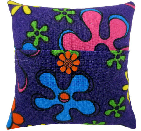 Tooth,Fairy,Pillow,,dark,purple,,flower,print,fabric,,orange,button,trim,dark purple tooth fairy pillow,fabric tooth fairy pillows,tooth fairy,tooth fairy pillows,flower print fabric pillow,unique gift for girls,pillow for stuffed animals,pillow tooth fairy,tooth pillow,childs gift, orange flower button trim,handmade tooth fai