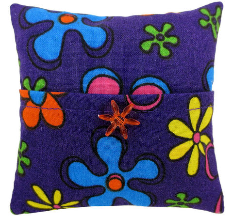 Tooth,Fairy,Pillow,,dark,purple,,flower,print,fabric,,orange,star,bead,trim,dark purple tooth fairy pillow,fabric tooth fairy pillows,tooth fairy,tooth fairy pillows,flower print fabric pillow,unique gift for girls,pillow for stuffed animals,pillow tooth fairy,tooth pillow,childs gift, orange star bead trim,handmade tooth fairy p