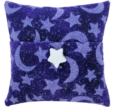 Tooth,Fairy,Pillow,,purple,,moon,&,star,glitter,print,fabric,,white,bead,trim,for,girls,purple tooth fairy pillow,fabric tooth fairy pillows,tooth fairy,tooth fairy pillows,moon and star print pillow,unique gift for girls,doll pillow,pillow with pocket,pillow tooth fairy,tooth pillow,toy pillow,kids gift, white star bead trim, handmade tooth