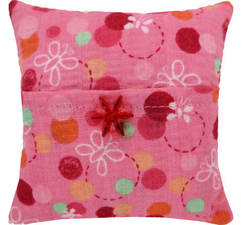Tooth,Fairy,Pillow,,light,pink,,dot,&,flower,print,fabric,,red,bead,trim,for,girls,light pink tooth fairy pillow,fabric tooth fairy pillows,tooth fairy,tooth fairy pillows,dot flower print fabric pillow, unique gift for girls,doll pillow,pillow with pocket,pillow tooth fairy,tooth pillow,toy pillow,childrens gift, red flower bead trim,h
