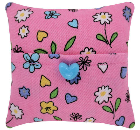 Tooth,Fairy,Pillow,,pink,,flower,&,heart,print,fabric,,aqua,button,trim,for,girls,pink tooth fairy pillow,fabric tooth fairy pillows,tooth fairy,tooth fairy pillows,flower heart print fabric pillow, unique gift for girls,pillow for doll,pillow with pocket,pillow tooth fairy,tooth pillow,toy pillow,childrens gift, aqua heart button trim