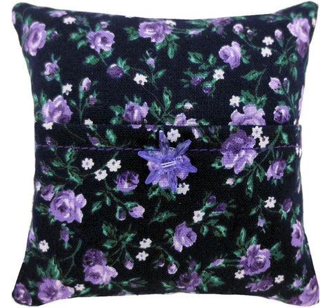 Tooth,Fairy,Pillow,,black,,rose,print,fabric,,purple,flower,bead,trim,for,girls,black tooth fairy pillow,fabric tooth fairy pillows,tooth fairy,tooth fairy pillows,rose print fabric pillow,unique gift for girls,pillow for dolls,pillow with pocket,pillow tooth fairy,tooth pillow,toy pillow,kids gift, purple flower bead trim,handmade t