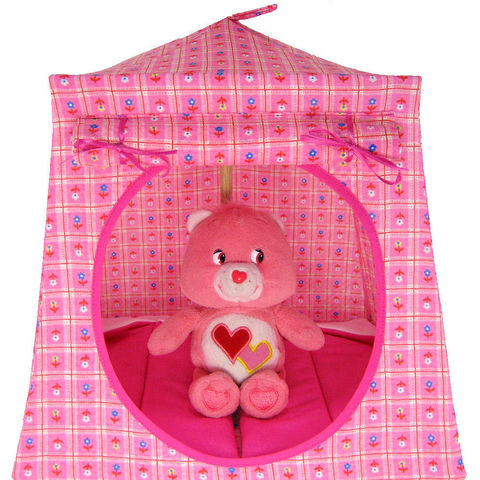 Light,pink,Toy,Play,Pop,Up,Tent,,2,Sleeping,Bags,,small,flower,print,fabric,toy play pop up tent,toy pop up tent,fabric toy tents,kids play tents,light pink tent,flower print tent,toy for kids,Care Bear tent,stuffed animal house,doll house,toys for girls,pink sleeping bags,handmade toy tent,toytentsandchairs