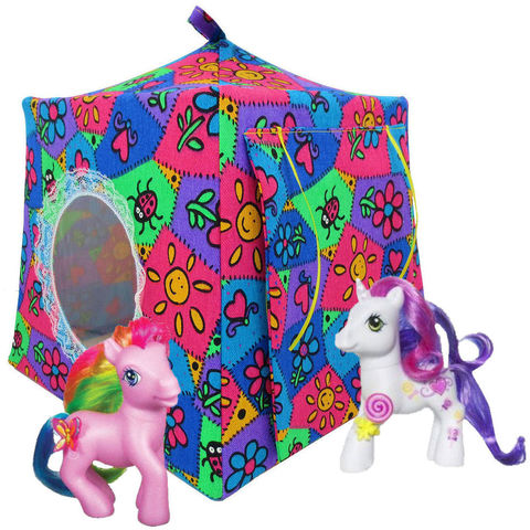 Multicolor,Toy,Play,Pop,Up,Tent,,2,Sleeping,Bags,,flower,&,ladybug,print,fabric,toy play pop up tent,toy pop up tent,fabric toy tents,kids play tents,multicolor tent,ladybug tent,girls toys,My Little Pony tent,dollhouse,playhouses,kids camping gift,yellow sleeping bags,handmade toy tent,toytentsandchairs