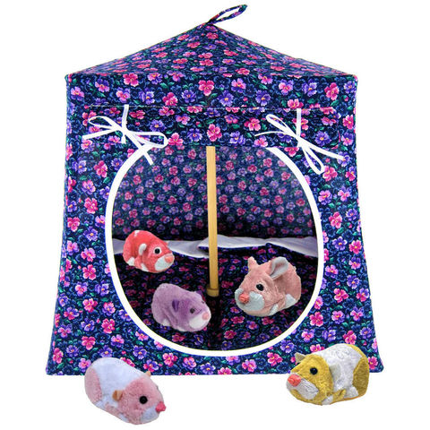 Black,Toy,Play,Pop,Up,Tent,,2,Sleeping,Bags,,flower,print,fabric,toy play pop up tent,toy pop up tent,fabric toy tents,kids play tents,black fabric tent,flower print tent,toy for girls,Zhu Zhu pet house,dollhouse, stuffed animal tent,childrens toys,sleeping bags,handmade doll tent,toytentsandchairs