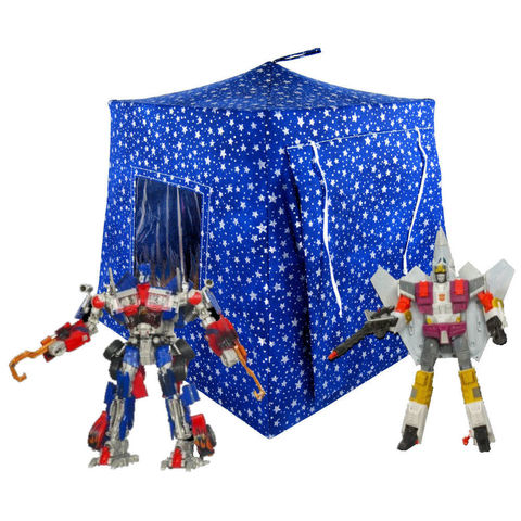 Royal,blue,Toy,Play,Pop,Up,Tent,,2,Sleeping,Bags,,sparkling,silver,star,print,fabric,toy play pop up tent,fabric toy tents,kids play tents,royal blue fabric tent,sparkling silver star tent,boy toy,transformer tent,tent for action figures,Play camping toy,gift for kidssleeping bags,handmade toy tent,toytentsandchairs
