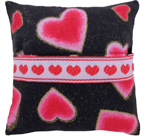 Tooth,Fairy,Pillow,,black,,heart,print,fabric,,braid,trim,for,girls,black tooth fairy pillow,fabric tooth fairy pillows,tooth fairy,tooth fairy pillows,heart print fabric pillow,unique gift for girls,doll pillow,pillow with pocket,pillow tooth fairy,tooth pillow,toy pillow,childrens gift, heart braid trim, handmade tooth