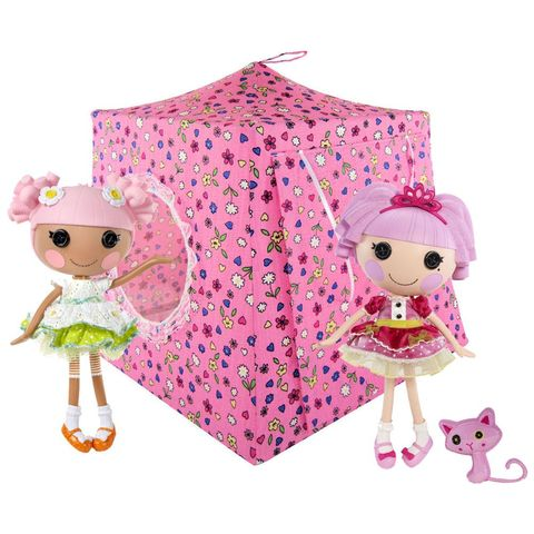 Pink,Toy,Play,Pop,Up,Tent,,2,Sleeping,Bags,,heart,&,flower,print,fabric,toy play pop up tent,fabric toy tents,kids play tents,pink fabric tent,flower and heart print tent,toy for girl,Lalaloopsy tent,Barbie doll house,doll tent,gift for kids,sleeping bags,handmade toy tent, toytentsandchairs