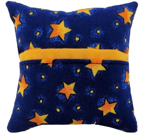 Tooth,Fairy,Pillow,,royal,blue,,star,print,fabric,,yellow,bias,tape,trim,for,boys,or,girls,royal blue tooth fairy pillow,fabric tooth fairy pillows,tooth fairy,tooth fairy pillows,star print fabric pillow, gift for boys or girls,boy tooth pillow,pillow for stuffed animals,pillow with pocket,pillow tooth fairy, tooth pillow,toy pillow,kids gift