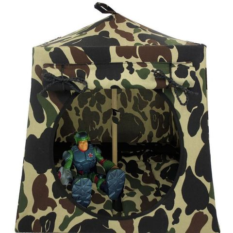 Green,,brown,,black,and,tan,camouflage,Toy,Play,Pop,Up,Tent,,2,Sleeping,Bags,toy play pop up tent,toy pop up tent,fabric toy tents,kids play tents,camo fabric tent,camouflage toy tent,toy for boys,Rescue Ranger tent,action figure tent,army play tent,GI Joe tent,black sleeping bags, handmade play tent,toytentsandchairs