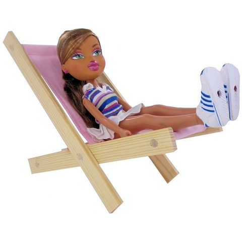 Toy,Wood,Lounge,Folding,Chair,,light,pink,fabric,toy wood chair,toy chair,toy folding beach chair,chair for Bratz doll, wood toy chair, light pink fabric chair, toy folding chair, doll house furniture, girls toy, play camping toy,toytentsandchairs