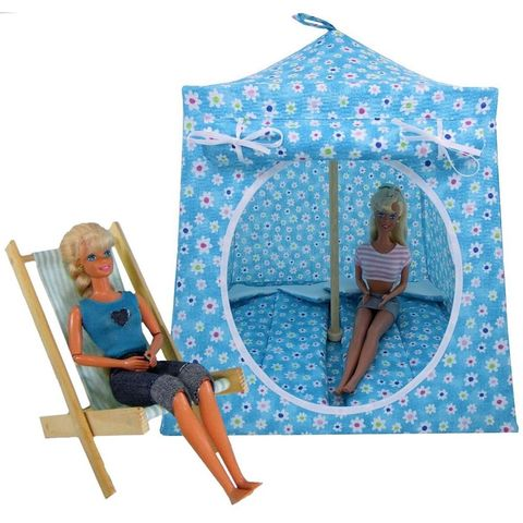 Aqua,Toy,Play,Pop,Up,Tent,,2,Sleeping,Bags,,flower,print,fabric,toy play pop up tent,toy pop up tent,fabric toy tents,kids play tents,aqua fabric tent,flower print tent,toy for girl,Barbie tent,Barbie doll house,doll camping,toy doll house,aqua sleeping bags,handmade dollhouse,toytentsandchairs