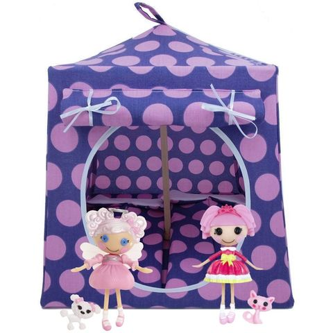 Purple,Toy,Play,Pop,Up,Tent,,2,Sleeping,Bags,,polka,dot,print,fabric,toy play pop up tent,fabric toy tents,kids play tents,purple fabric tent,polka dot tent,girls toy,mini lalaloopsy tent,doll tent, doll pretend camping,gift for children,dusty pink sleeping bags,handmade dollhouse,toytentsandchairs