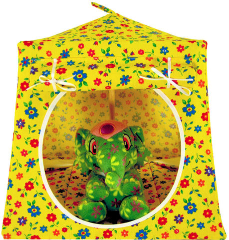 Yellow,Toy,Play,Pop,Up,Tent,,2,Sleeping,Bags,,flower,print,fabric,toy play pop up tent,toy pop up tent,fabric toy tents,kids play tents,yellow fabric tent,flower print fabric,childrens toy,tent for Neopets,stuffed animal tent,doll house,doll camping tent,sleeping bags,handmade toy tent,toytentsandchairs