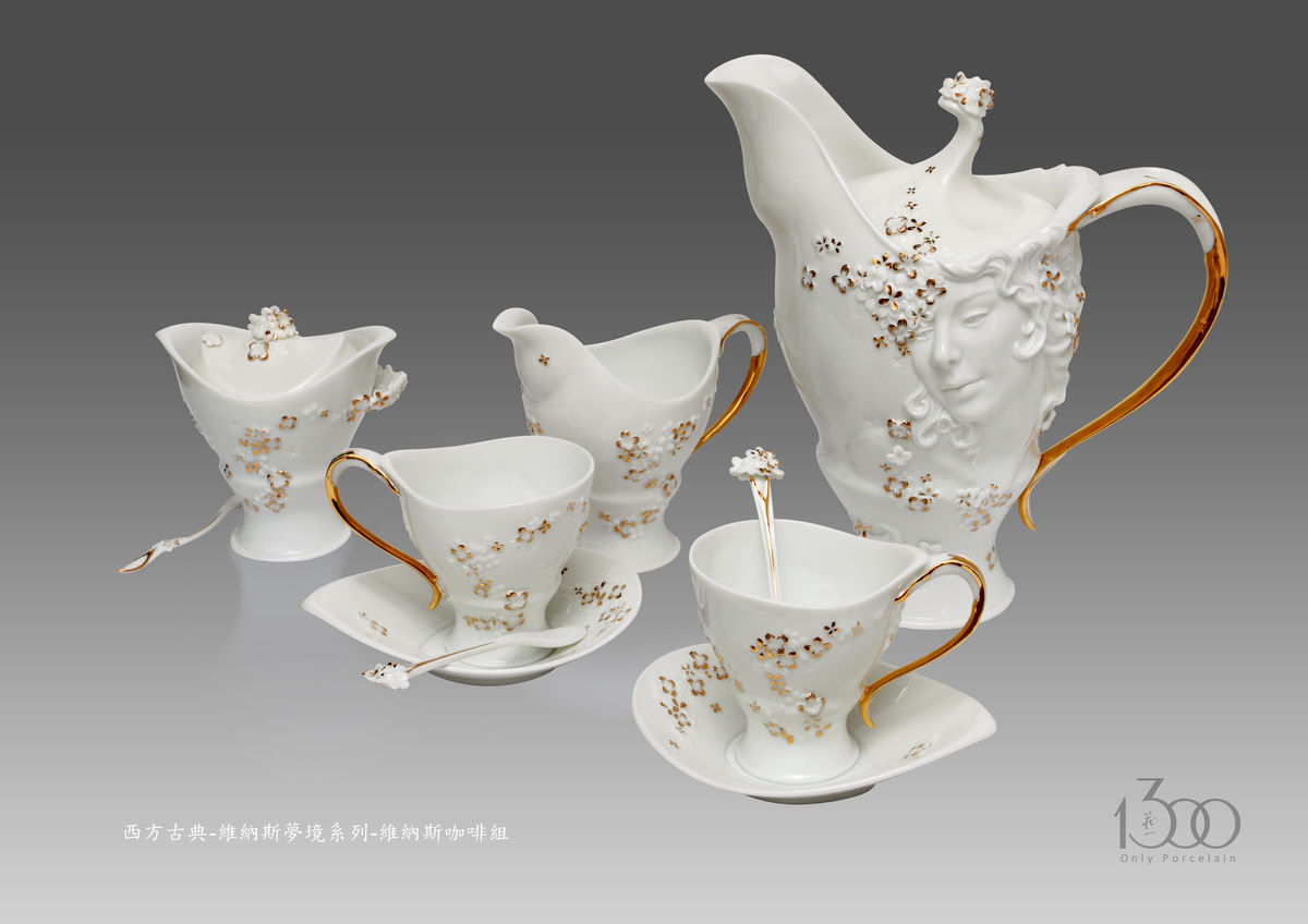The Goodess' Tea Time (coffee set)  女神的下午宴 (咖啡具組)(可單件選購) - product images  of