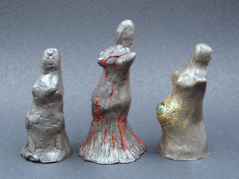 Goddess sculptures - product image