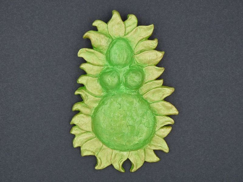 Leaf Goddess wall plaque - product image