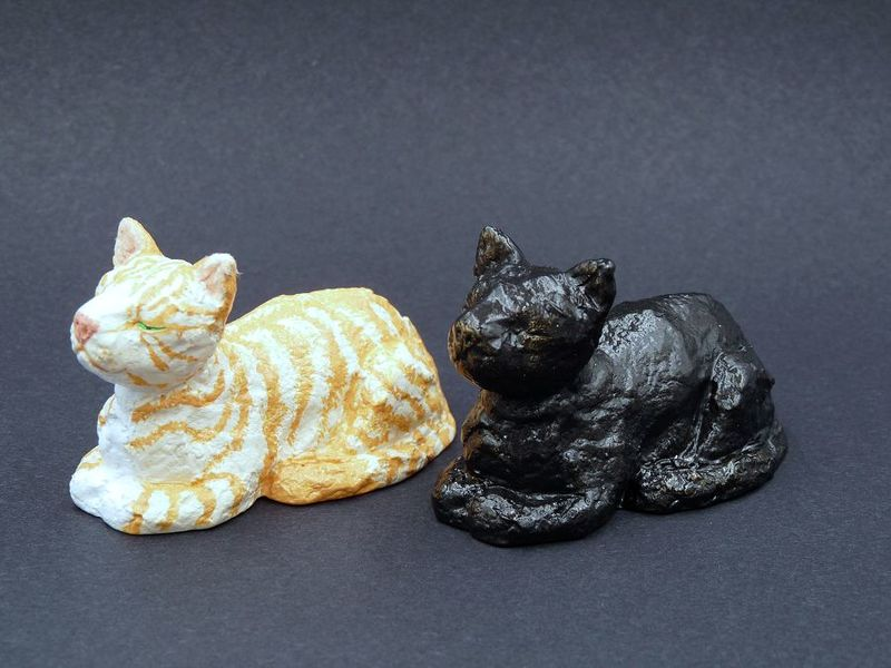 Sleepy Cat, several colours available - product image