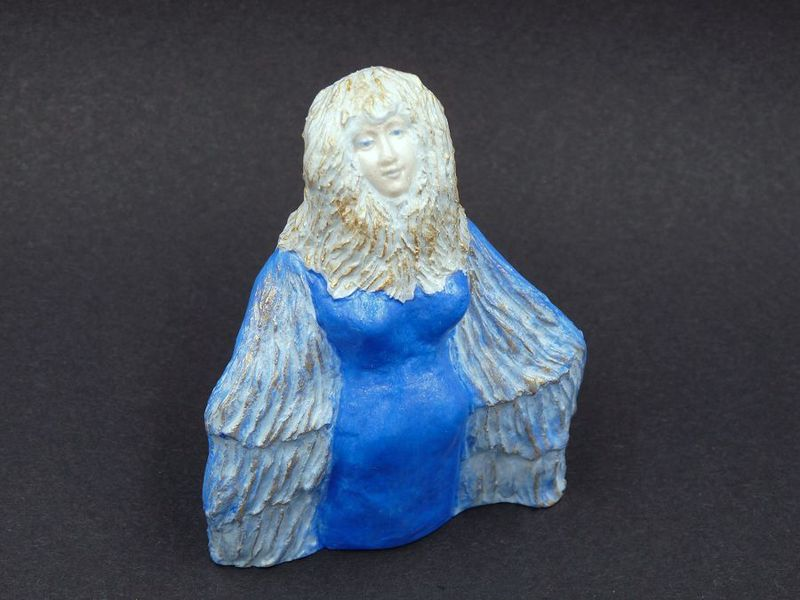 Angel Statue, several colours available  - product image