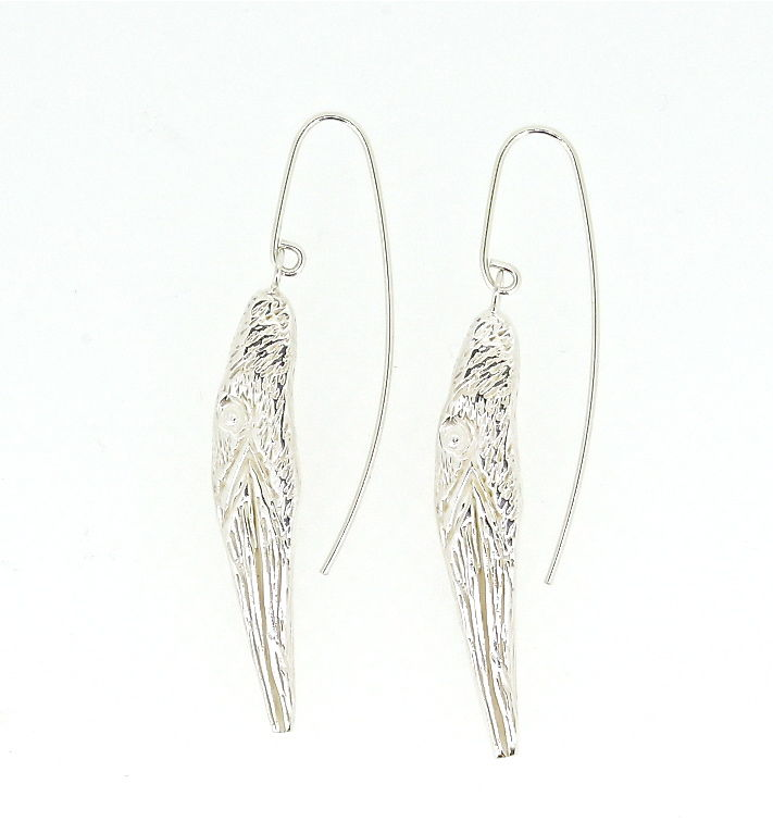 Woodpecker earrings  - product images  of