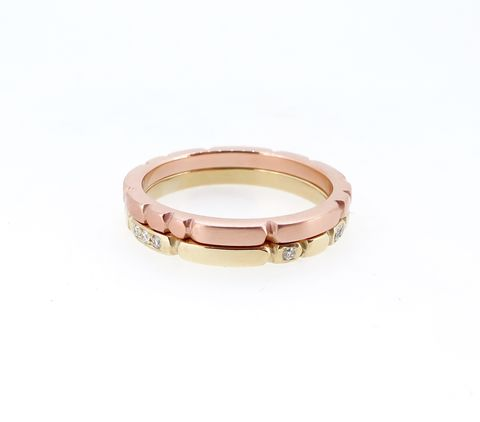 Sculpt,rose,gold,ring,rose gold ring, rose gold band, bespoke wedding ring, bespoke rose gold ring, hand sculpted jewellery, hand sculpted ring, hand made wedding rings, jacqui quinn wedding rings