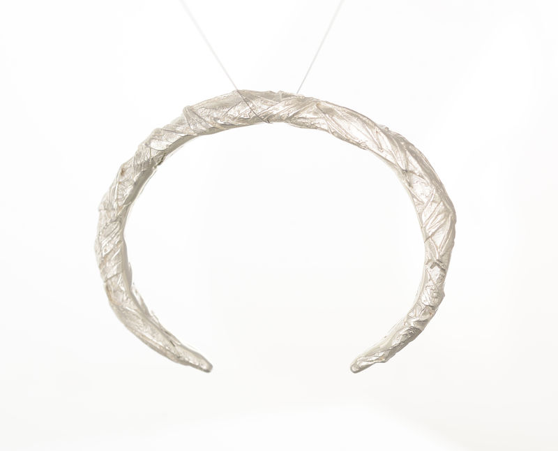 Heron textured bangle - product images  of