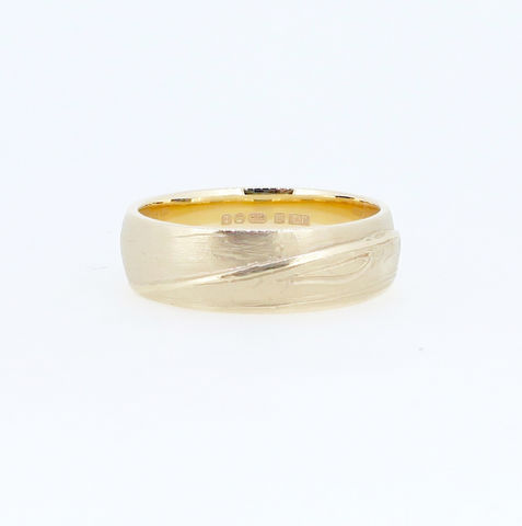 Woven,textured,ring