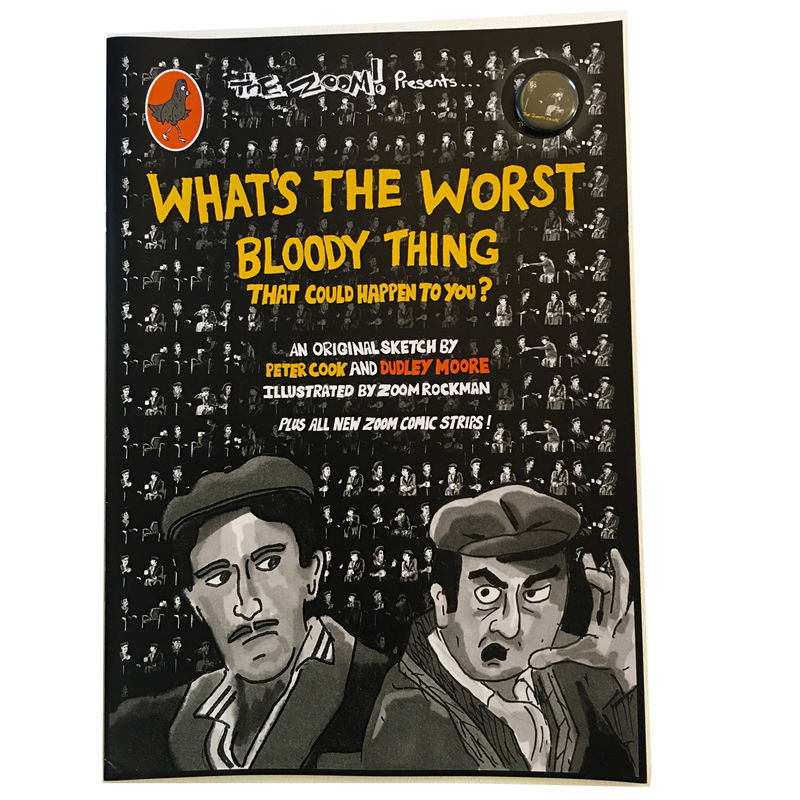 What's The Worst Bloody Thing - that could happen to you ? - product image