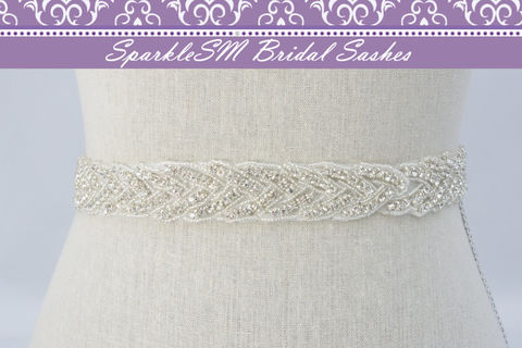 Bridal,sash,,Wedding,belt,,Crystal,Sash,,Rhinestone,Jeweled,Belt,,Gown,Carina,Weddings,Accessories,bridal_sash,bridal_belt,wedding_sash,wedding_belt,beaded_bridal_sash,crystal_bridal_belt,wedding_dress,bridal_dress_sash,wedding_dress_sashes,beaded_bridal_belt,evening_belt,rhinestone_belt,jeweled_sash