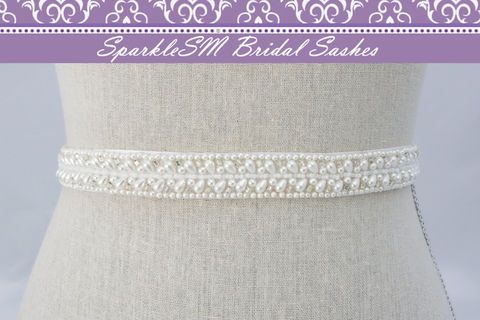 Bridal,Sash,,Wedding,Belt,,Crystal,Rhinestone,Jeweled,Gown,Belt,Pearl,Sash,-,Juliana,Weddings,Accessories,bridal_sash,bridal_belt,wedding_dress_sashes,ivory_bridal_sash,pearl_bridal_sash,beaded_bridal_belt,crystal_bridal_sash,rhinestone_sash,bridal_dress_sash,beaded_bridal_sash,wedding_sash,wedding_belt,satin_bridal_sash