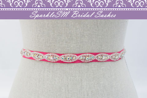 Crystal,Bridal,Sash,,Beaded,Trim,,AB,Rhinestone,Belt,,SparkleSM,,Dress,Thin,Penelope,Weddings,Accessories,bridal_sash,bridal_belt,bridal_dress_sash,wedding_sashes,flower_girl_sash,bridesmaids_belts,wedding_dress_sash,wedding_gown_belts,sparklesm,rhinestone_sash,crystal_bridal_belt,crystal_bridal_sash,aurora_borealis
