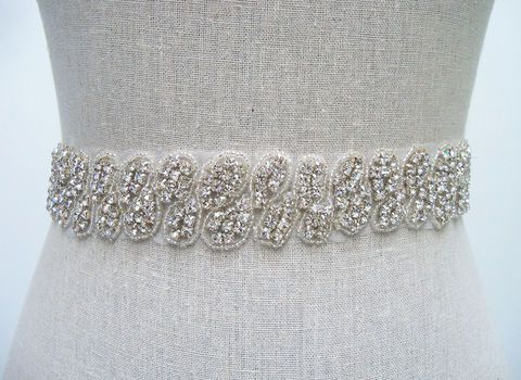 Beaded,Bridal,Sash,,Crystal,Wedding,Dress,Belt,,Rhinestone,SparkleSM,Sashes,-,Kiara,Weddings,Accessories,bridal_belt,bridal_sash,wedding_sash,wedding_belts,couture_bridal_sash,sparklesm,rhinestone_sash,ivory_bridal_sash,swarovski_sash,beaded_bridal_belt,jeweled_bridal_sash,bridal_dress_sash,bridal_sash_belts