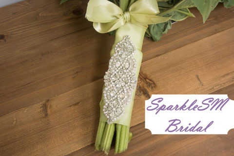 Rhinestone,Crystal,Bouquet,Wrap,,Beaded,Flower,Cuff,,Bridal,Bouquet,,SparkleSM,Sashes,-,Emme,Weddings,Accessories,bouquet_wrap,bridal_bouquet,flower_wrap,crystal_wrap,crystal_cuff,bouquet_holder,bridal_bouquet_cuff,sparklesm,wedding_flowers,wedding_bouquet,rhinestone_cuff,bridal_sash,bridesmaids_bouquets