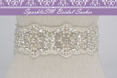 Rhinestone,Bridal,Sash,,Beaded,Belt,,Belts,,SparkleSM,Sashes,,Jeweled,Statement,Simone,Weddings,Accessories,bridal_sash,bridal_belt,bridal_sashes,bridal_belts,wedding_sashes,wedding_dress_sash,sparklesm,sparklesm_bridal,beaded_bridal_belt,bridal_dress_sash,crystal_bridal_belts,swarovski_sash,pearl_bridal_sash