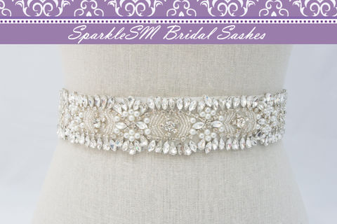 Rhinestone,Crystal,Bridal,Belt,,Jeweled,Sash,,Wedding,Accessory,,Rosalie,Weddings,Accessories,crystal_bridal_dress,crystal_bridal_sash,bridal_sash,bridal_belt,bridal_belts,wedding_sashes,wedding_dress_sashes,bridal_dress_sash,bridal_gown_sash,sparklesm,rhinestone_sash,rhinestone_sash_belt,crystal_bridal_belt
