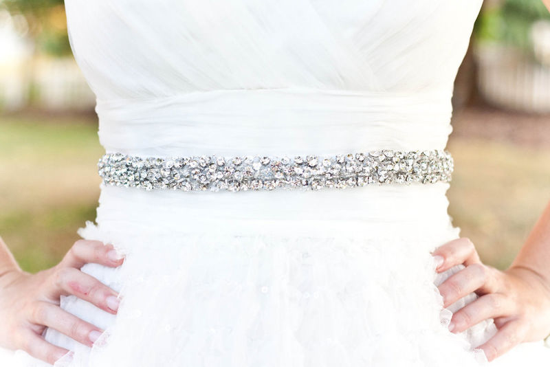 Bridal Sash, Wedding Sash, Bridal Belt, Crystal Sash, Rhinestone Sash, Jeweled Belt, Bridal Belt, Wedding Gown Belt, Bridal Sash - Felicity - product image
