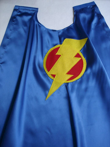 Children's,Custom,Made,Handmade,Super,Hero,Lightning,Bolt,Cape,for,Boys,and,Girls,Children, Clothing, Cape, costume, dress up, superman, birthday gift, halloween costume, kids cape, christmas sale, superhero cape, batman, christmas gift, toys, lightening bolt, magicalattic
