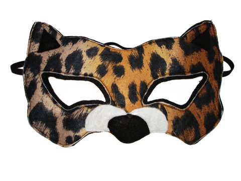 Children's,Safari,Animal,LEOPARD,Felt,Mask,Children, Clothing, Costume, dress up, pretend play, halloween costume, christmas gift, party favor, felt mask, girls mask, kids mask, fairy princess mask, animal mask, dog mask, kids fox mask, jungle animal mask, zoo animal mask, magicalattic