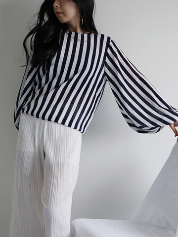 Navy,Stripe,Top,top, stripe top, navy top, backless top,