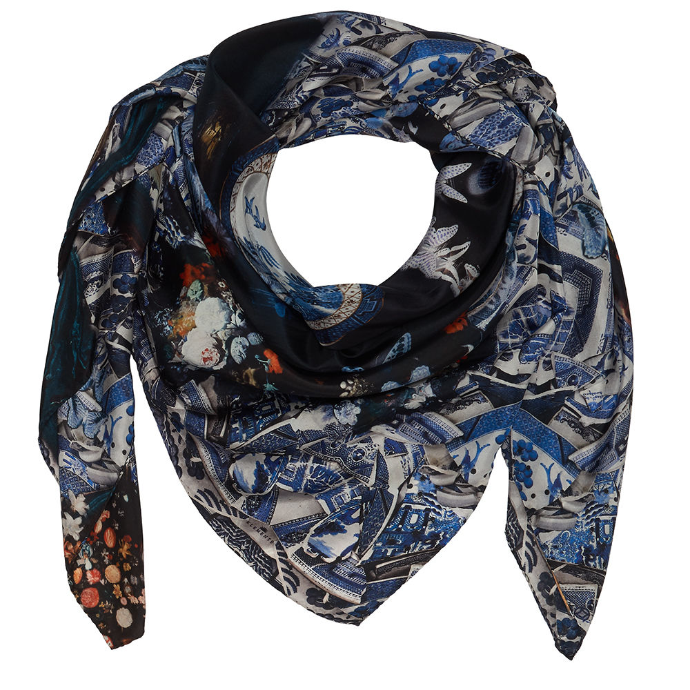 CLARICE SQUARE SCARF - product images  of