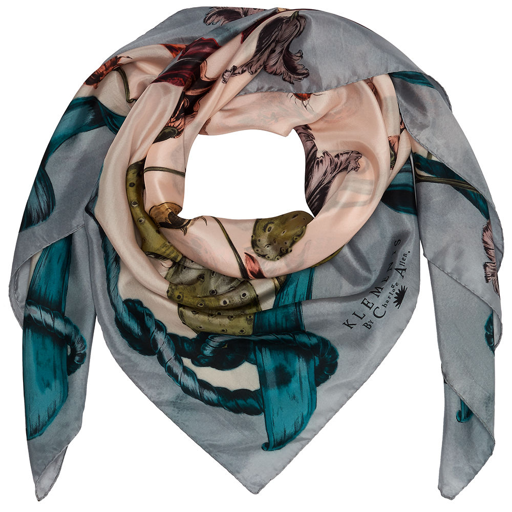 FREAKS SQUARE SCARF - product images  of