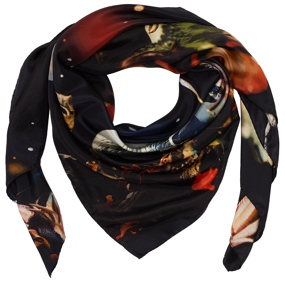 APOCALYPSE SQUARE SCARF - product images  of