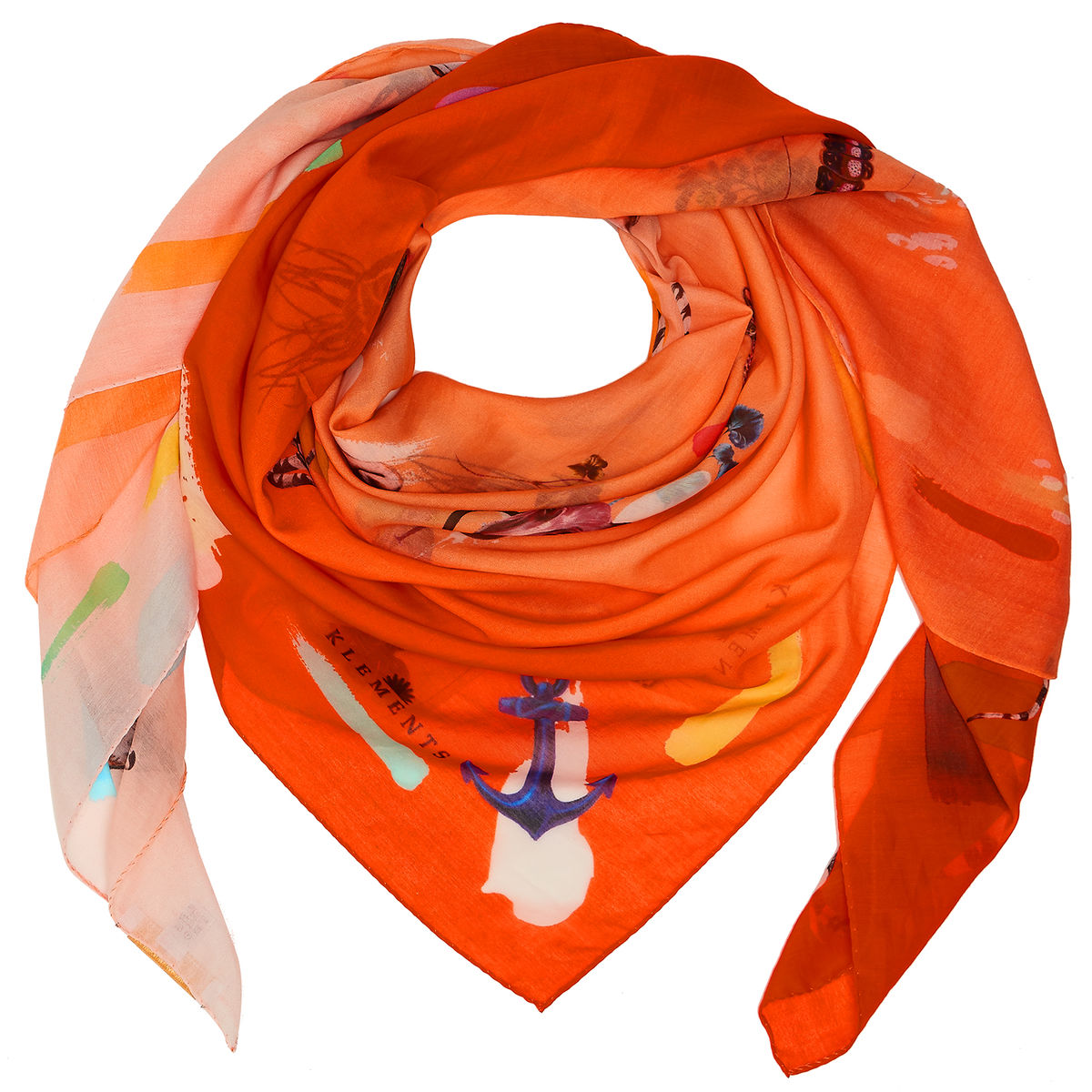 LOST SOULS SQUARE SCARF - product images  of