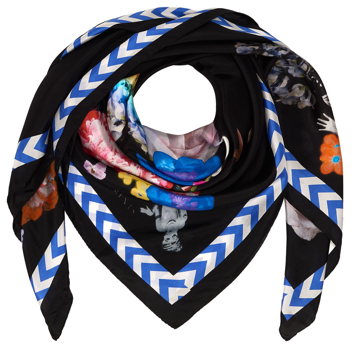 INBLOOM SQUARE SCARF - product images  of