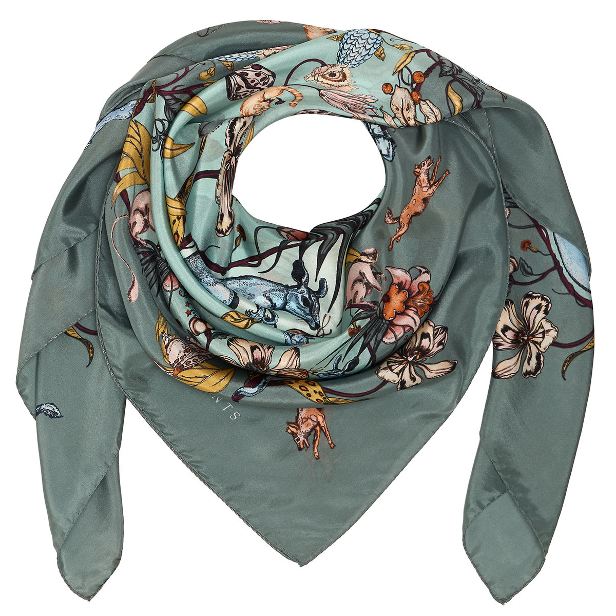 KANGAROO SQUARE SCARF - product images  of