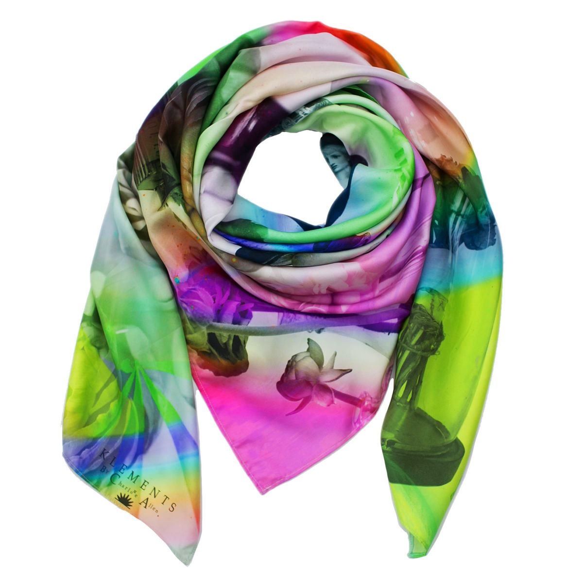 Prism Pride Square Scarf - product images  of