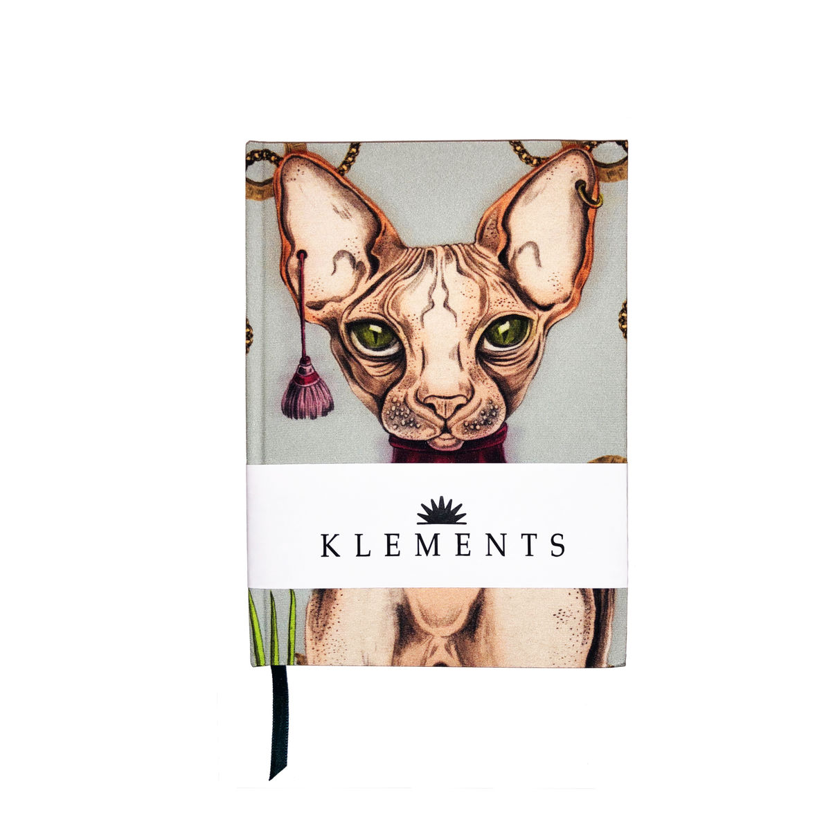 Sphynx Print A5 note book - product images  of