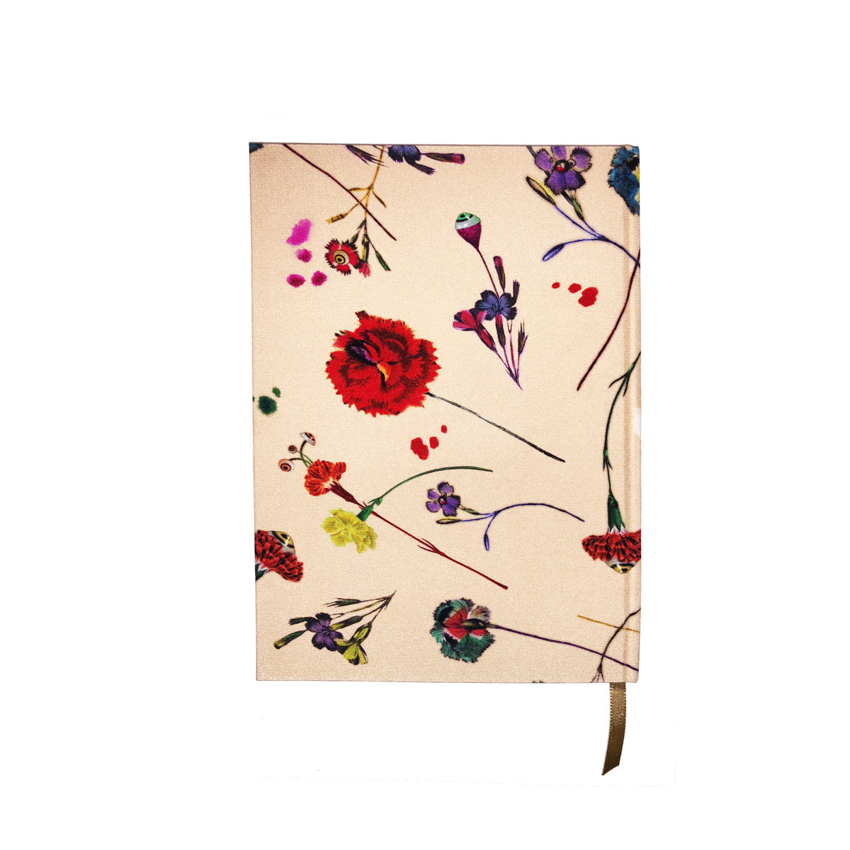 Floral Explosion Print A5 note book - product images  of