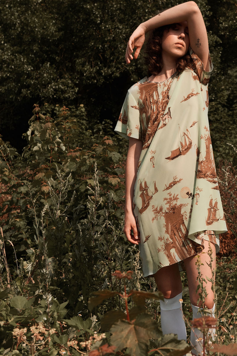 Frieda Dress Cursed Civilisation - product images  of